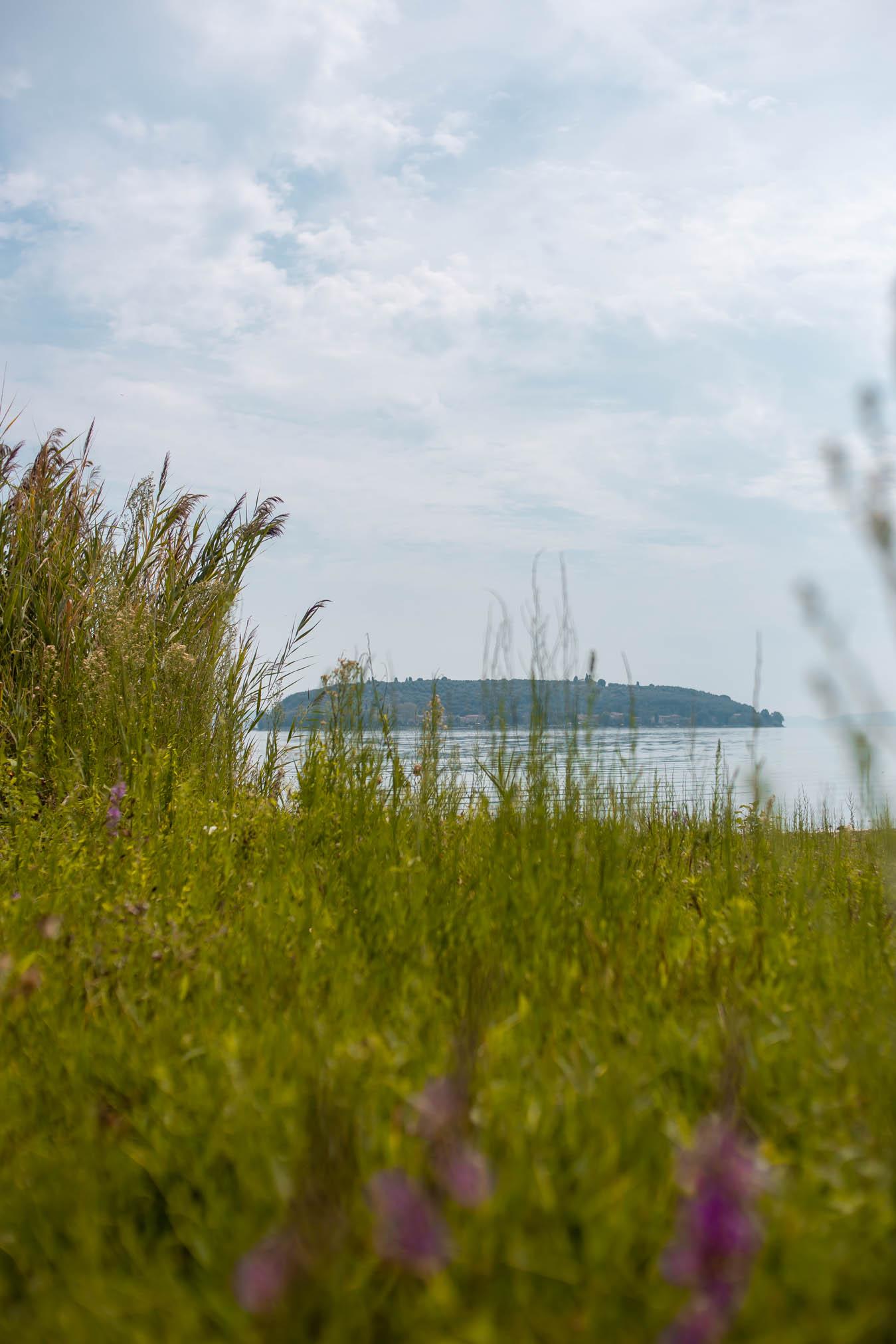 vista dell'isola maggiore
