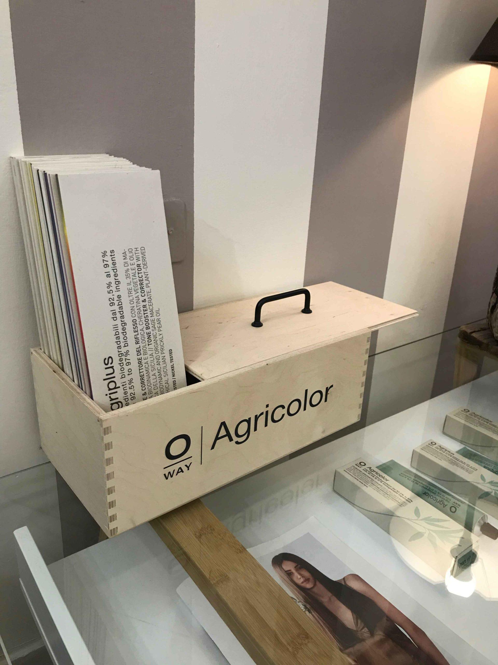 confezione agricolor la tinta per capelli