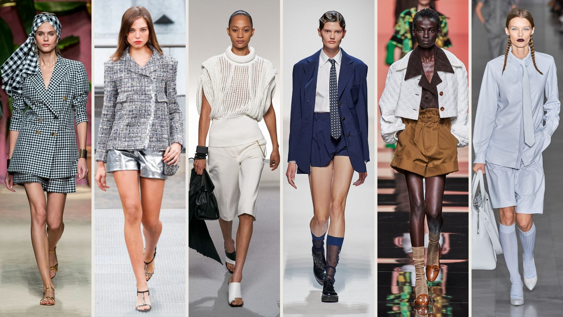 addio shorts, ecco la tendenza bermuda