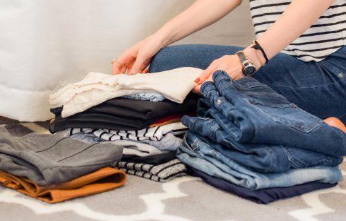 Decluttering: i trucchi e l'arte del riordino dell'armadio (ma non solo!)