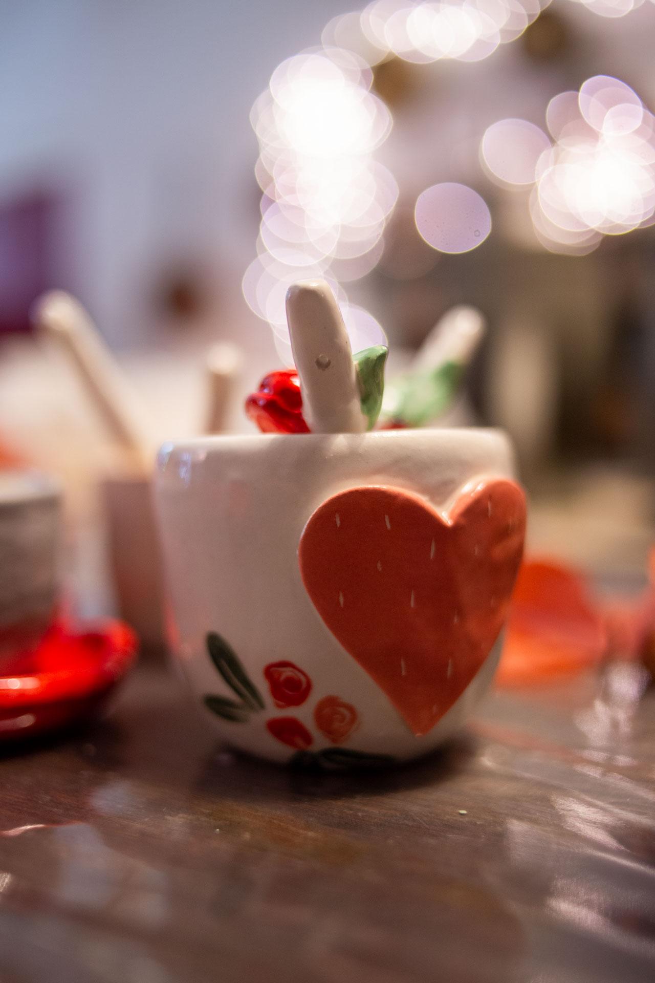 il fiore di argilla ceramiche d'autore