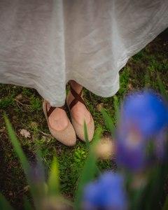 scarpe ballerine sostenibili