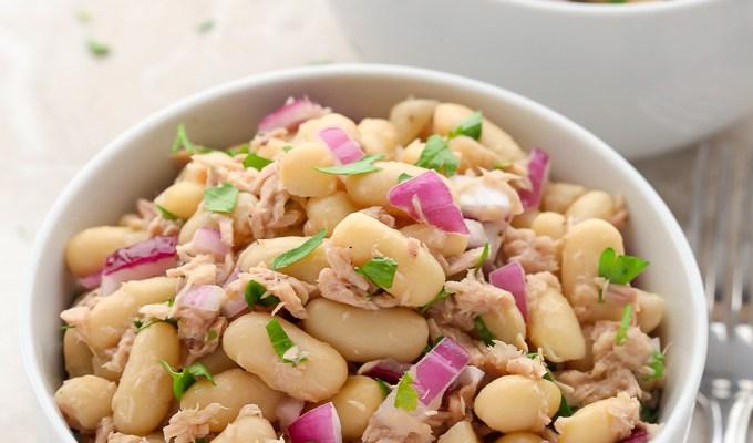 Tuna & White Bean Salad