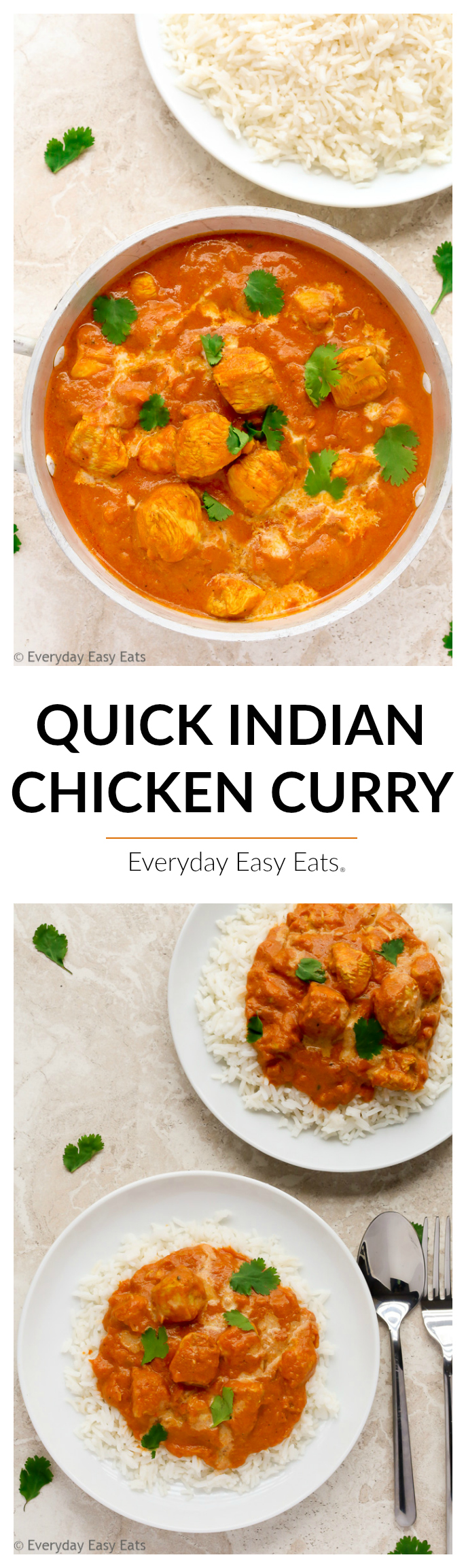 Easy Indian Chicken Curry with Evaporated Milk | Everyday ...