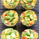 These easy grab-and-go Breakfast Egg Muffins are perfect for busy weekday mornings. | Recipe at EverydayEasyEats.com