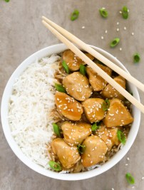 20-Minute Teriyaki Chicken