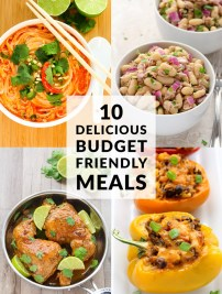 10 Delicious Budget-Friendly Meals