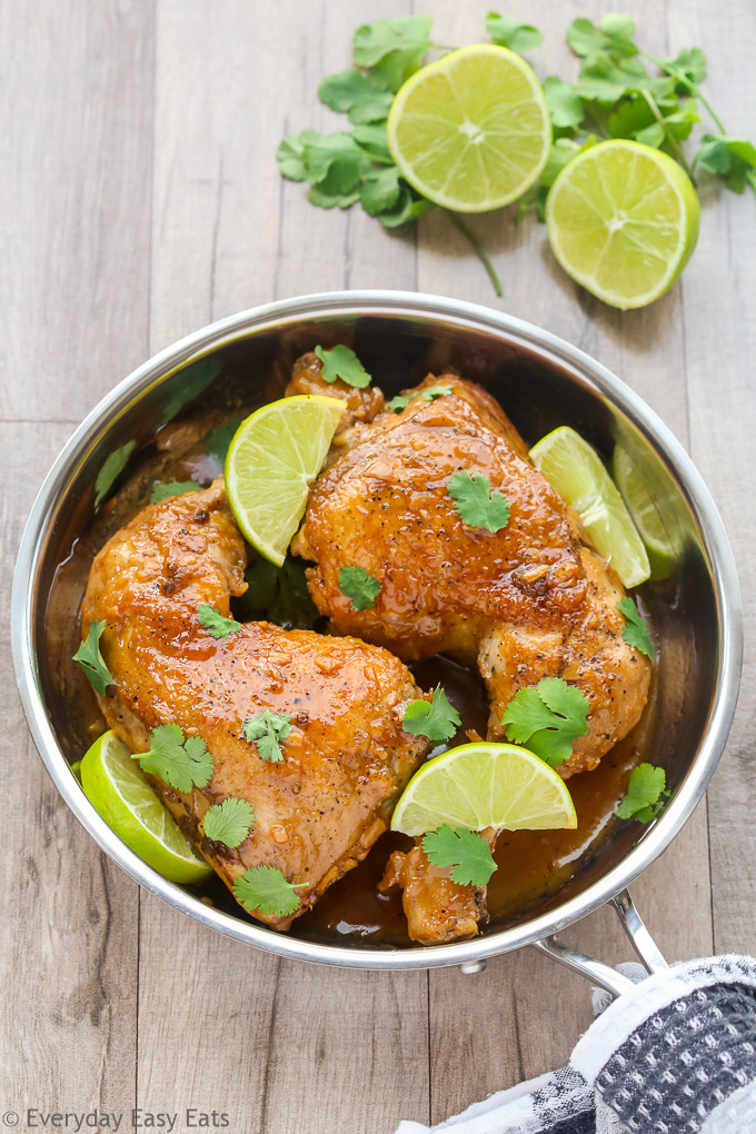 The Best Sources for Organic Meat Delivery: Honey Lime Chicken