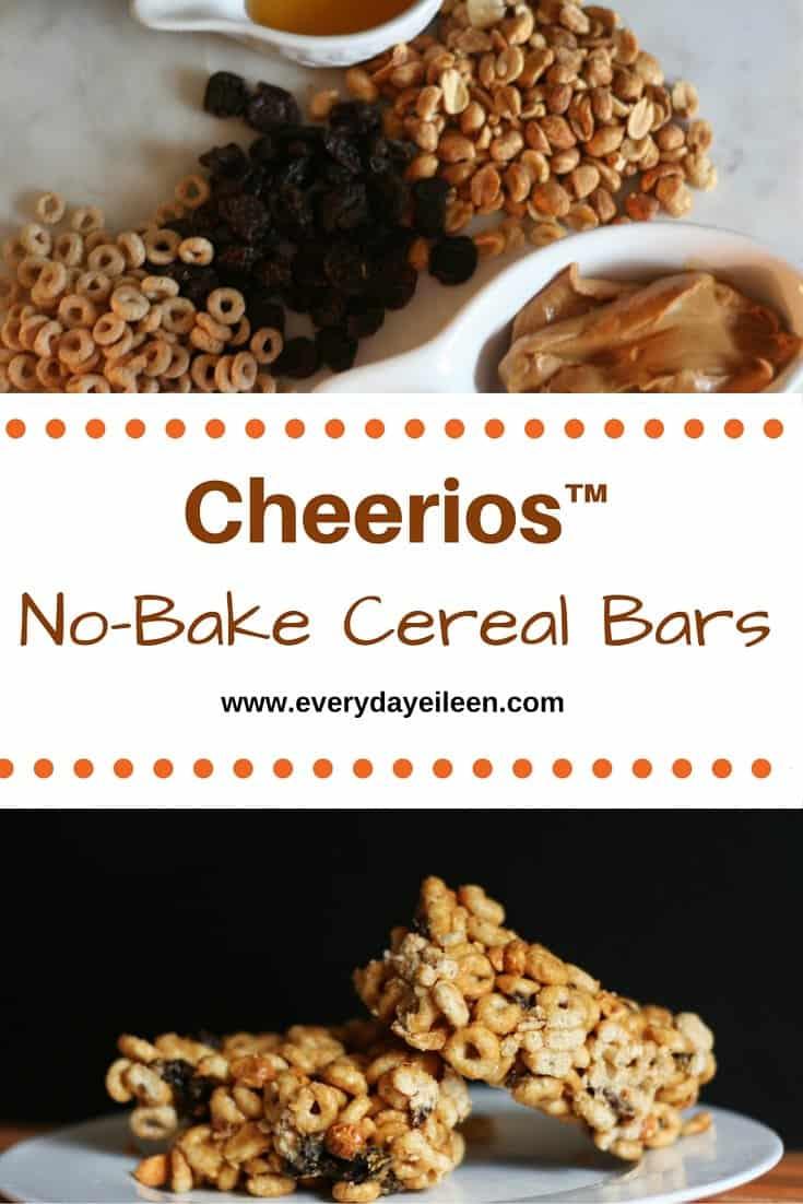Cheerios™ No-Bake Cereal Bars