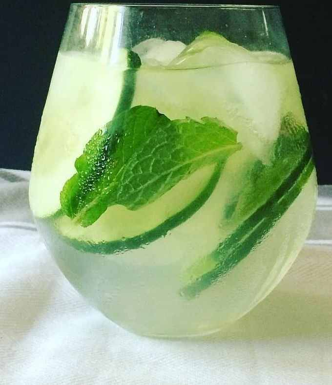 Coconut – Cucumber Splash
