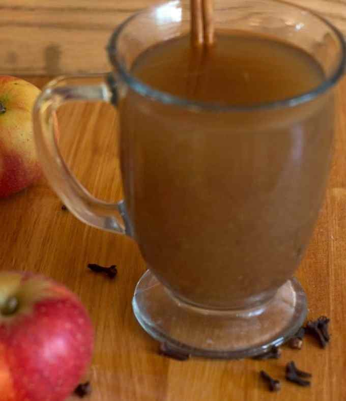 Slow Cooker Homemade Apple Cider