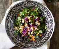 my favorite superfood detox salad
