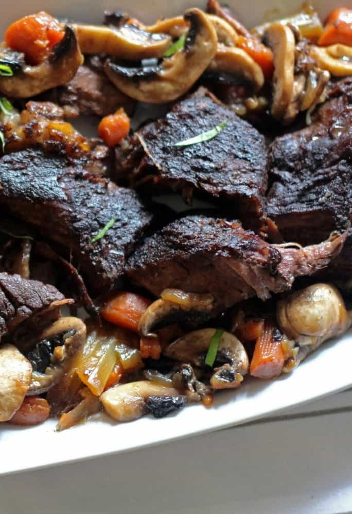 pot roast and veggies braised in red wine (2)