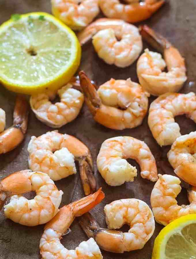 How to Make the Best Poached Shrimp