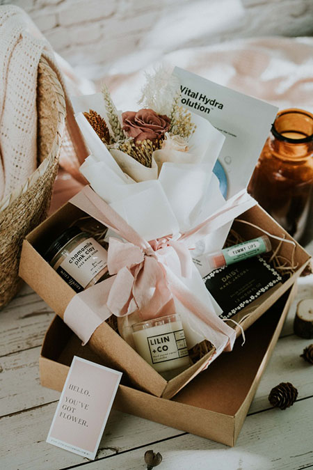 Luxe Pamper Giftbox Set