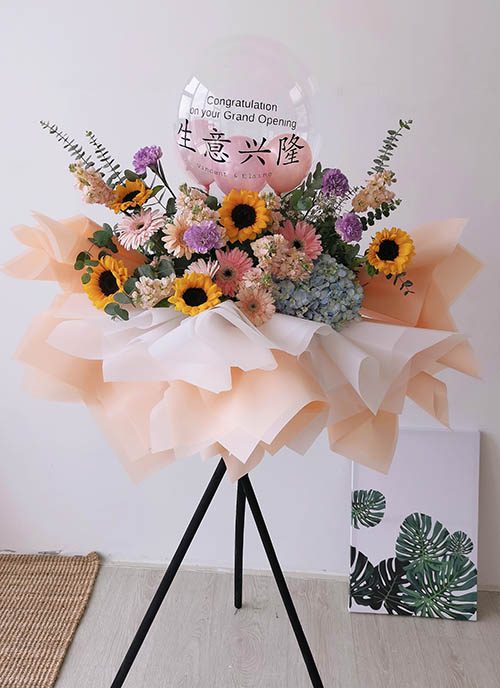 Grand Opening Flower Stand (Elina)