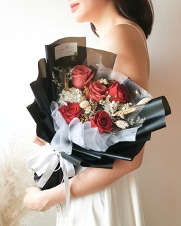 Eternal (Preserved Flower Bouquet)