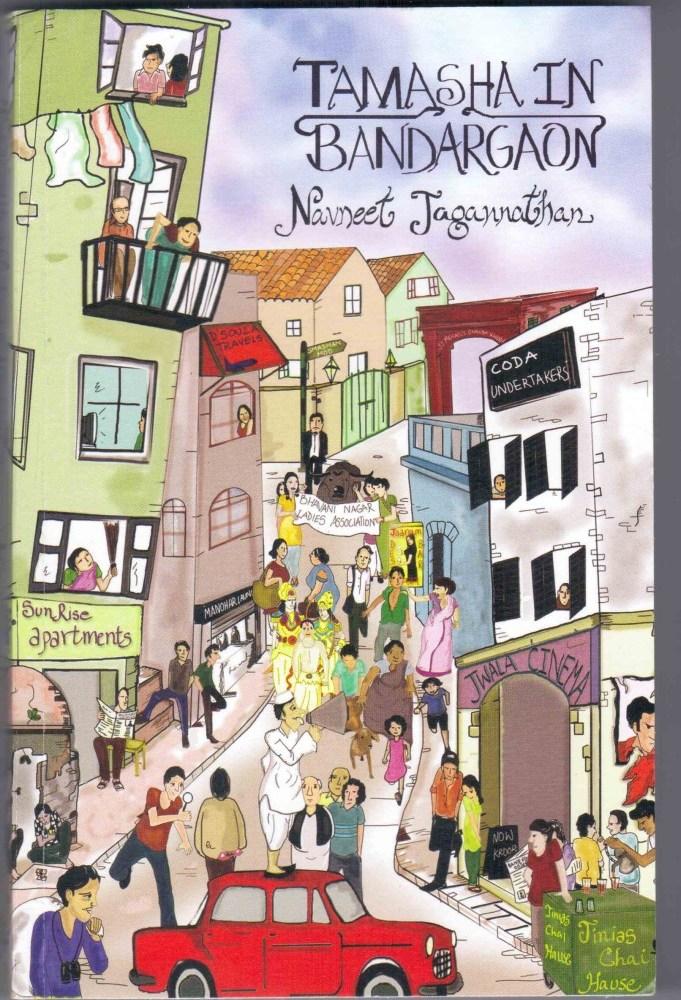 Tamasha In Bandargaon: Book Review