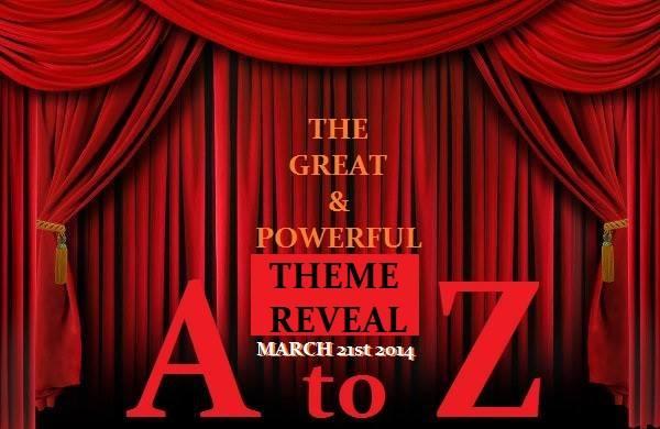 April Come She Will  #AtoZChallenge