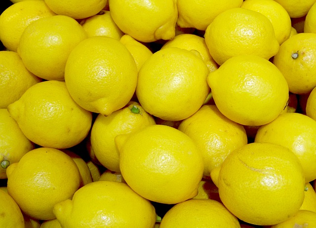 When Life Gives You Lemons Use Them
