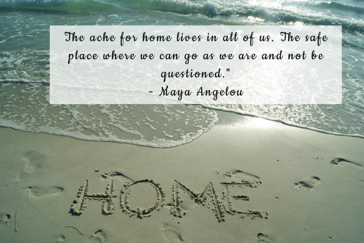 The Ache For Home Lives In All Of Us