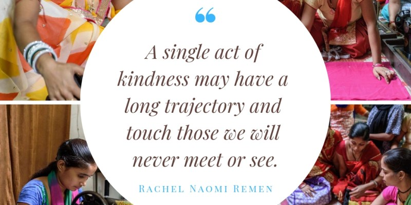 a single act of kindness