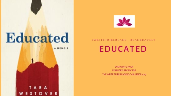 Educated #BookReview