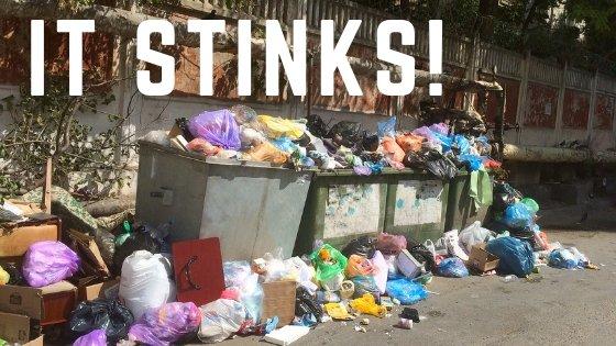 It Stinks!