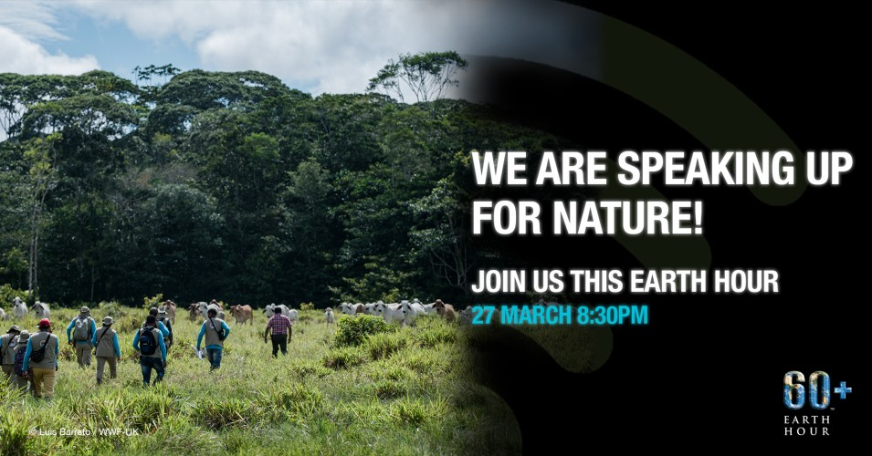 Let's Not Wait Earth Hour Day 2021