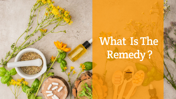 What Is The Remedy?