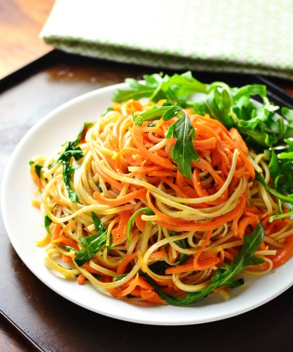 13 Easy Spiralized Recipes To Make This Summer