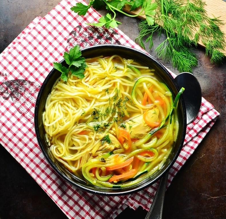 15+ Easy Veggie Spaghetti Spiralizer Recipes