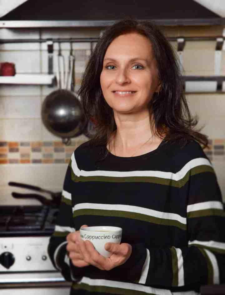 Image of blog author, Monika.