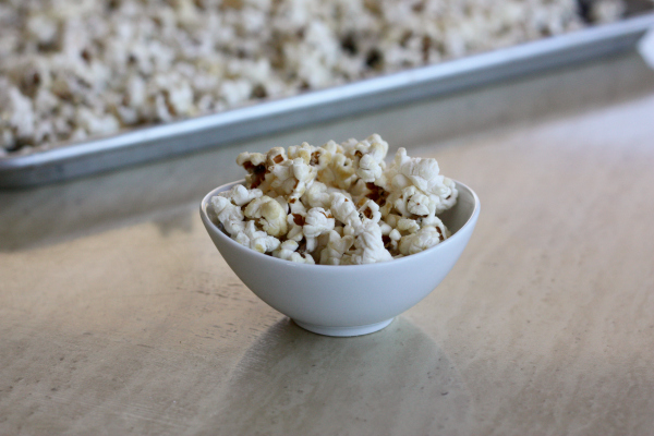 Simple Kettle Corn