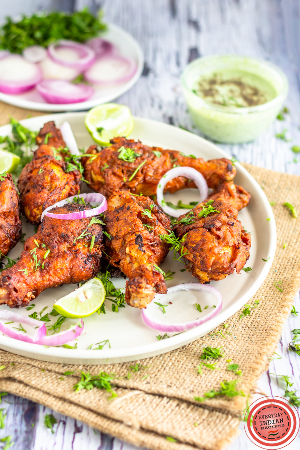Indian Style Fried Chicken