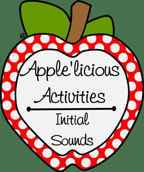 Apple'licious Activieis l Initial Sounds