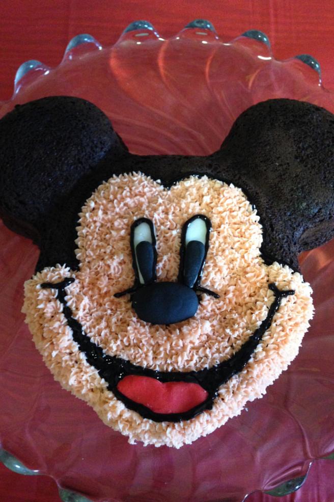 Mickey Mouse Birthday Party Everyday Jenny