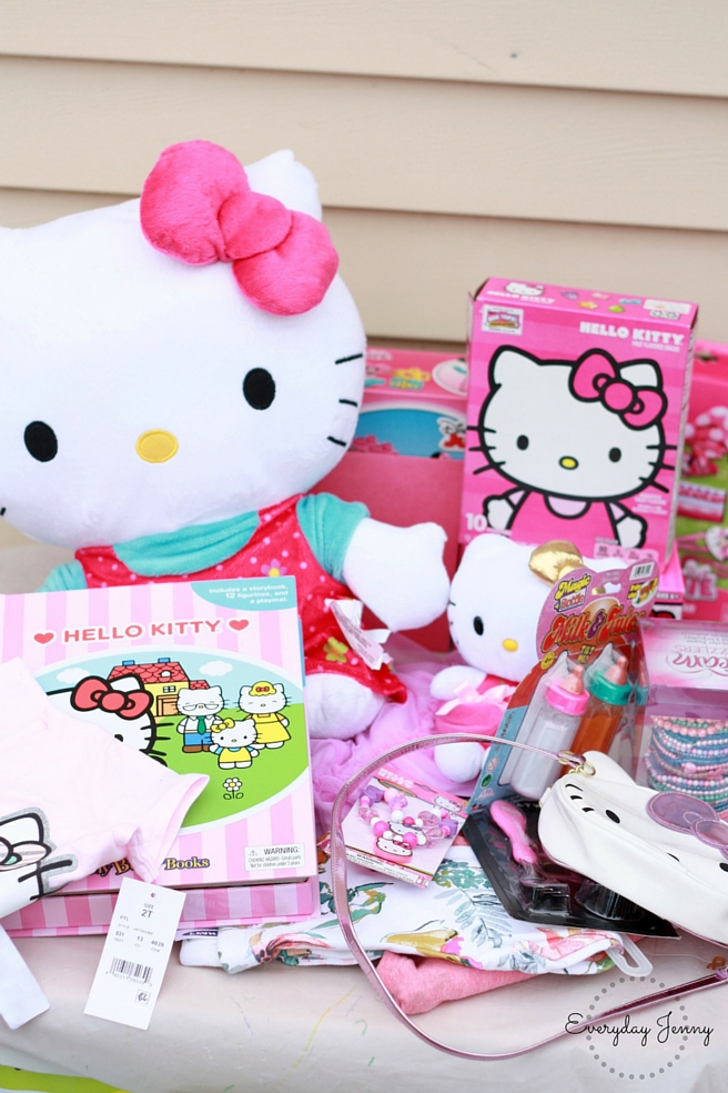 Hello Kitty Party presents