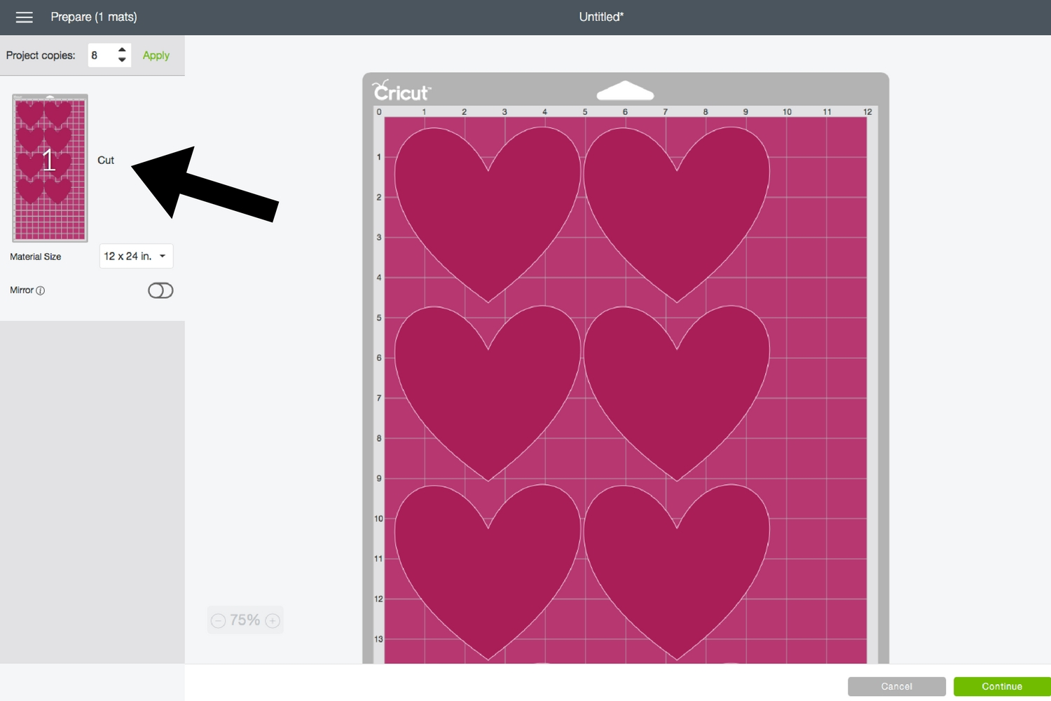 photo relating to Cricut Printable Image Too Large identified as Ultimate Strategies AND Secrets and techniques: THE Fundamental principles OF CRICUT Design and style Room