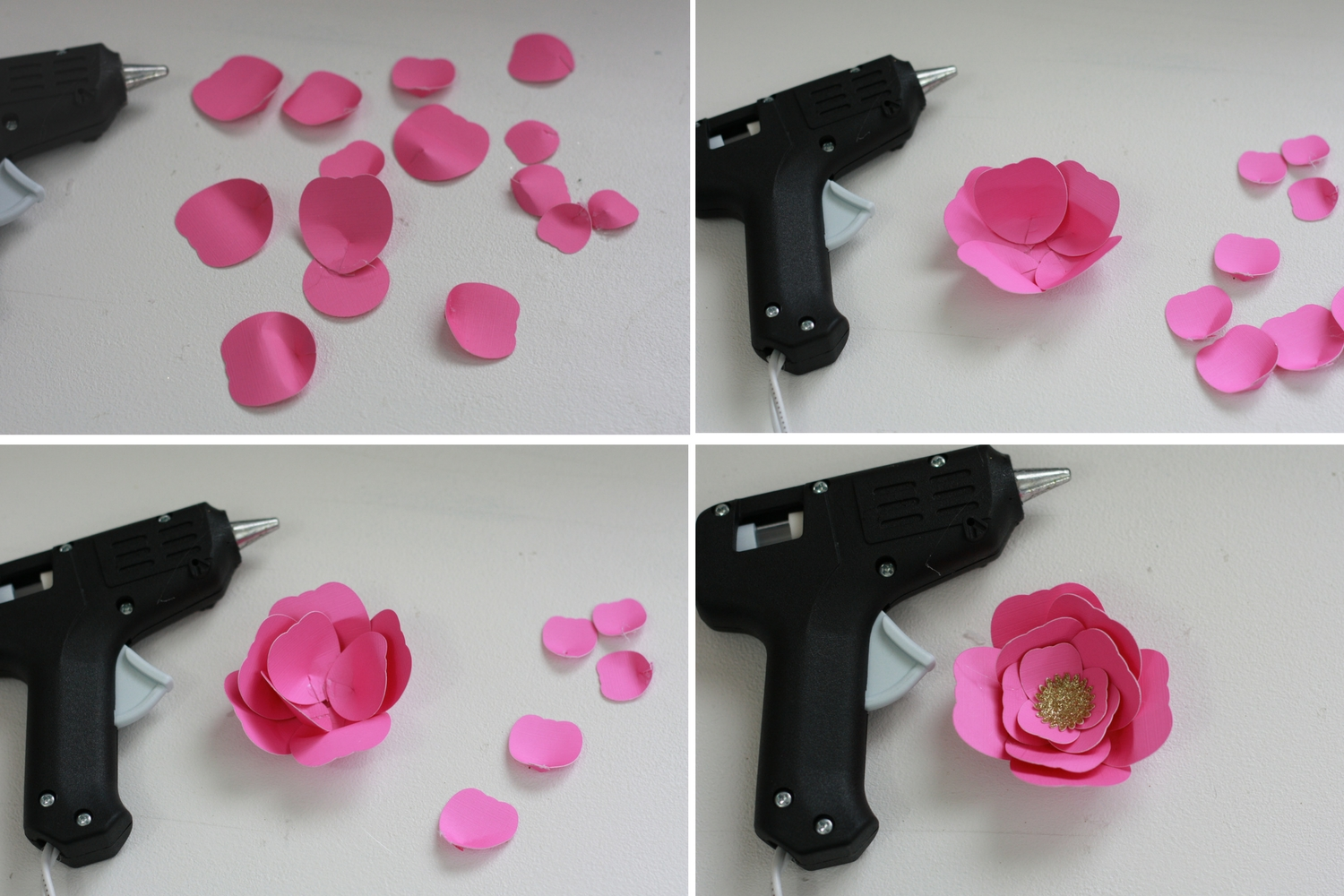 How To Make Paper Flowers With Your Cricut Everyday Jenny