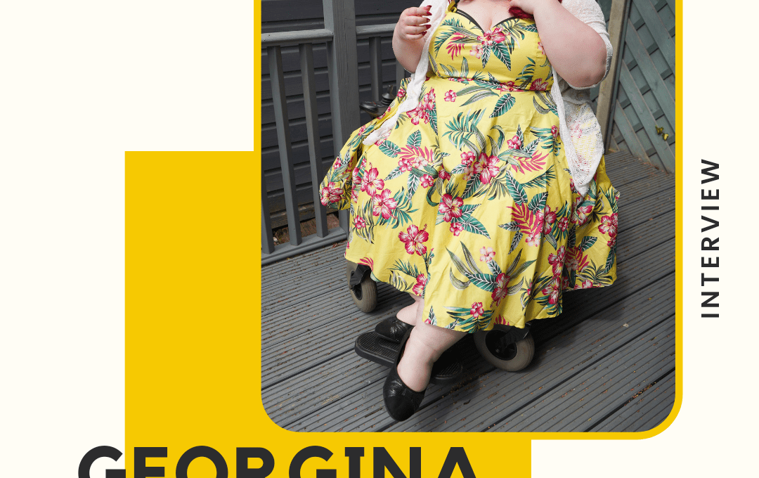 Interview with Georgina Grogan from She Might Be Loved