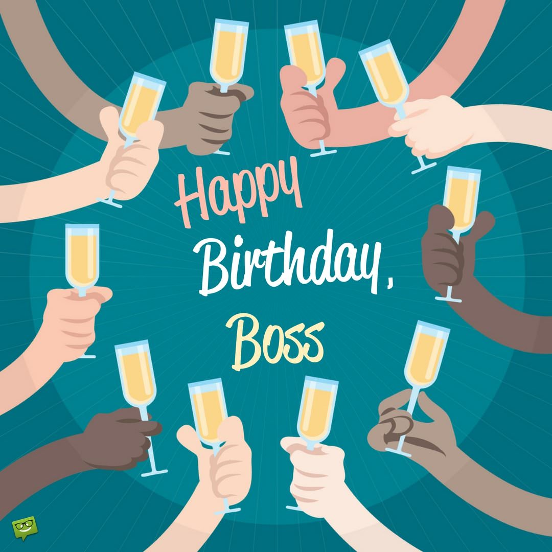 Happy Bosss Day Greetings
