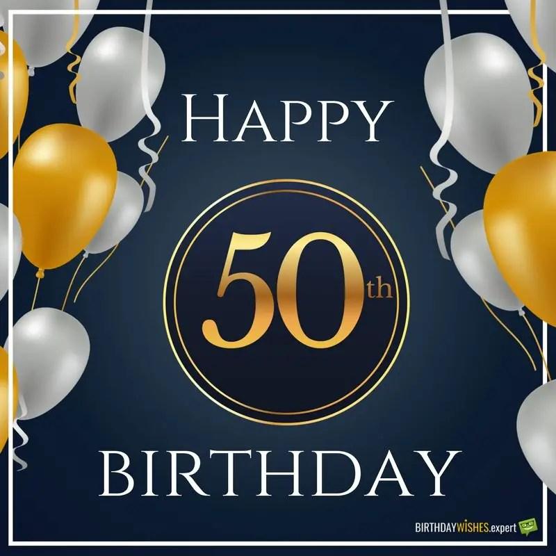 Happy Birthday Ideas Happy 50th Birthday Funny U0026 Sweet Birthday Wishes