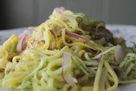 Summer Squash  and Onion Saute