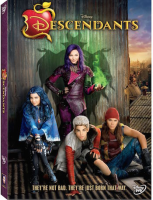 Disney Descendants, Now on DVD Review