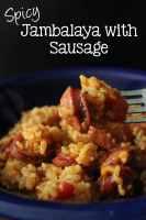 Spicy Jambalaya with Sausage