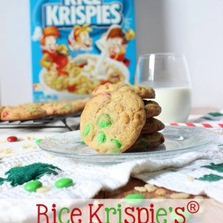 Rice Krispies® Christmas Cookies