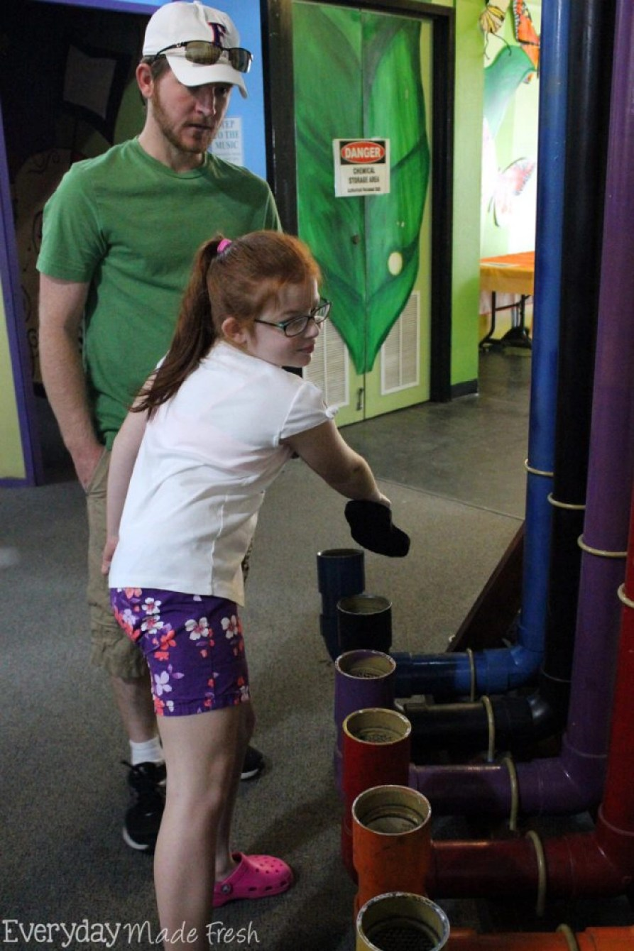 Visiting Panama City Beach, and want to spend the day doing something other than getting sandy? Check out the Science & Discovery Center of Northwest Florida!   EverydayMadeFresh.com