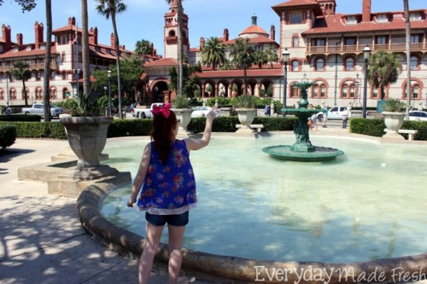 I researched high and low before our day trip to St. Augustine, and here are 3 Reasons You Should Visit St. Augustine. | EverydayMadeFresh.com