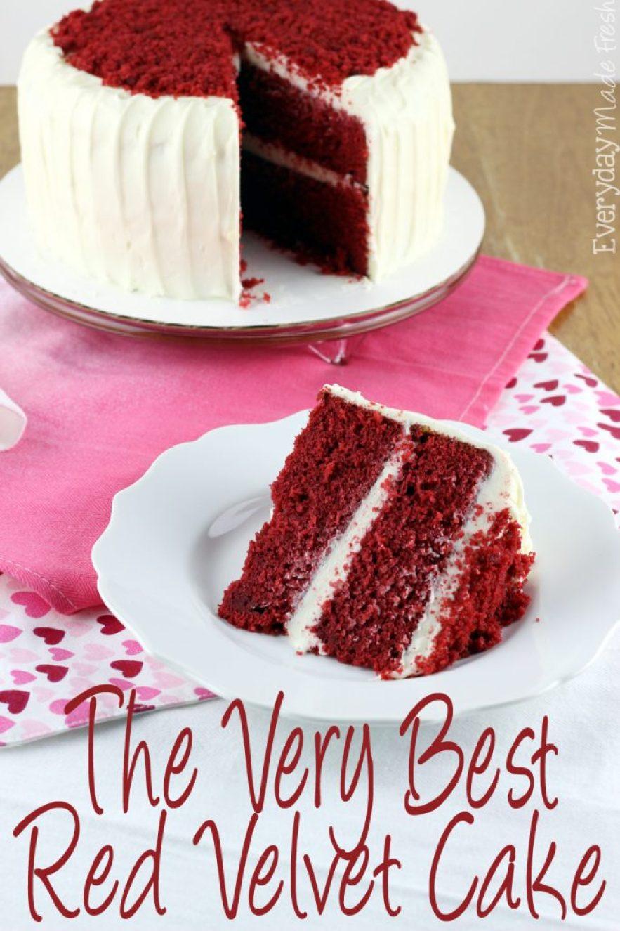 Lola S Red Velvet Cake